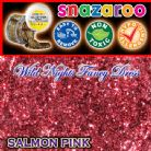 SNAZAROO FACE PAINT GLITTER GEL SALMON PINK 12ML TUB
